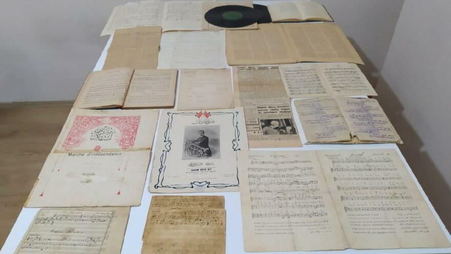 SÖZCÜ'nün ulaştığı İstiklal Marşı koleksiyonu TBMM'yi harekete geçirdi