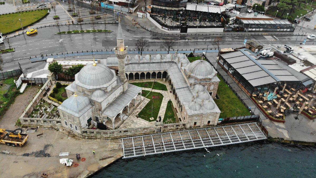 Şemsi Paşa Camii tartışması sürüyor! Polat: Zalimlik düzeyinde yok edildi