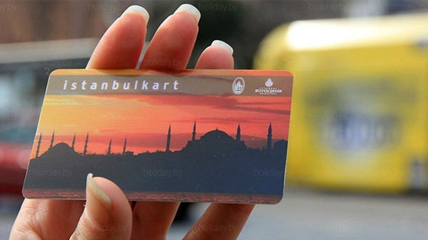İstanbulkart artık takside de geçecek