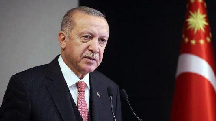 Cumhurbaşkanı Erdoğan'dan AB ve Yunanistan'a mesaj