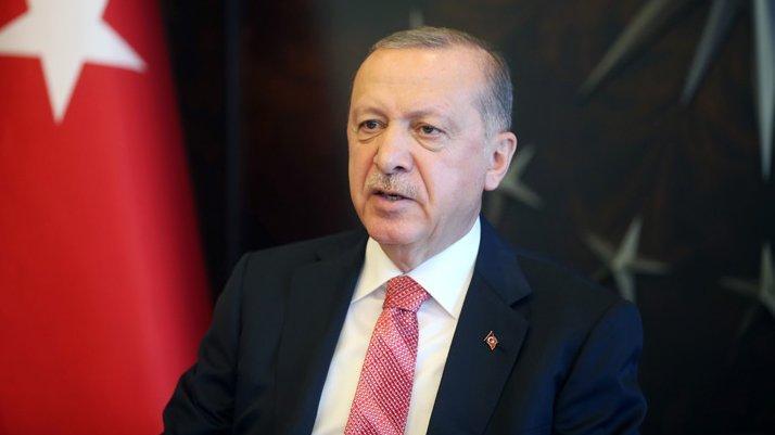 Cumhurbaşkanı Erdoğan'dan gençlere çağrı