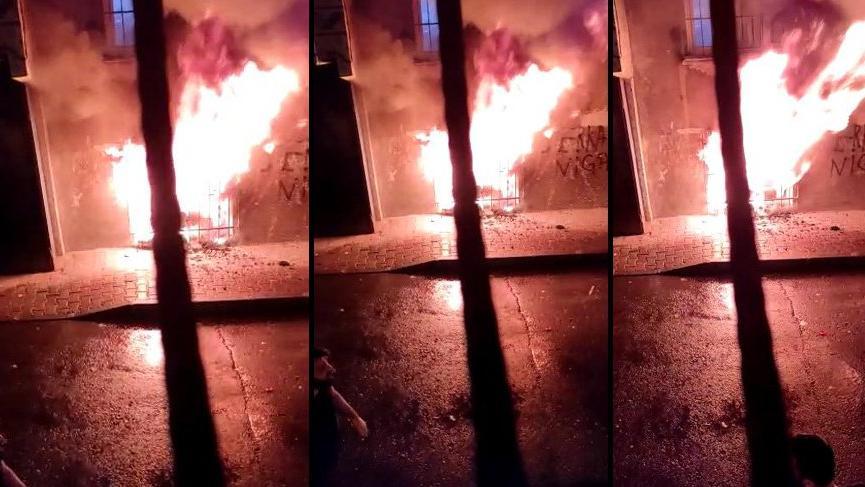 Esenler'de evde yangın: 2 çocuk hayatını kaybetti