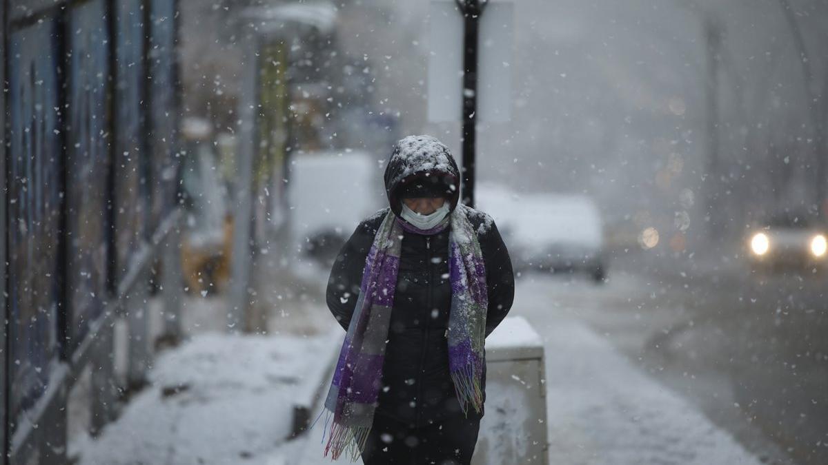 Son dakika... Meteorolojiden 13 il için kar yağışı uyarısı
