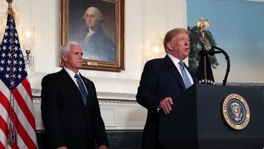 Pence: Trump'ın azline yönelik bir adım atmayacağım