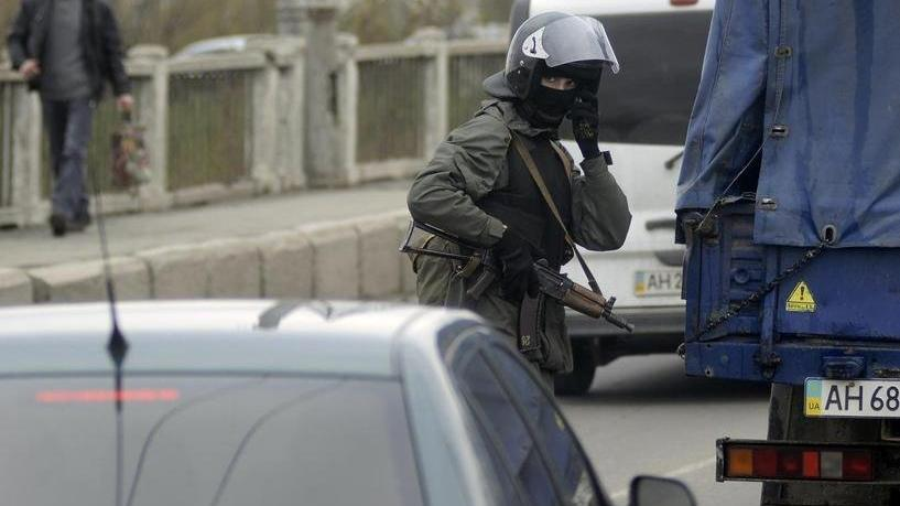 Ukrayna alarmda! Peş peşe bomba ihbarı yapılıyor