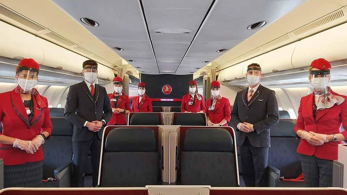 '30 bin pilot ve kabin memuru da öncelikli aşılansın'