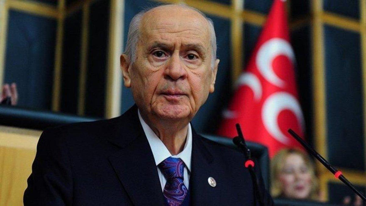 Bahçeli'den HDP açıklaması: MHP gereğini seve seve yapacaktır