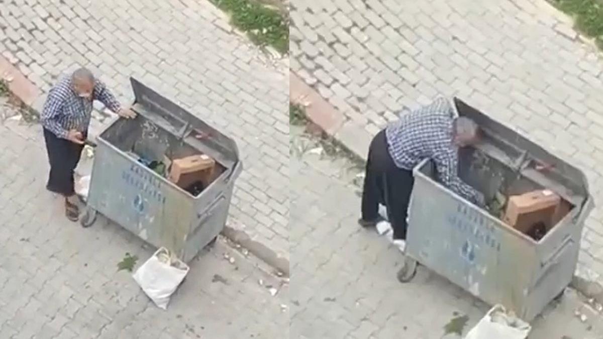 'Çukurova'nın en bereketli topraklarında vatandaş rızkını çöpten çıkarmaya çalışıyor'