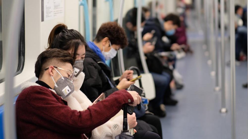 Çin'den 10 ayda 224 milyar adet maske ihracatı