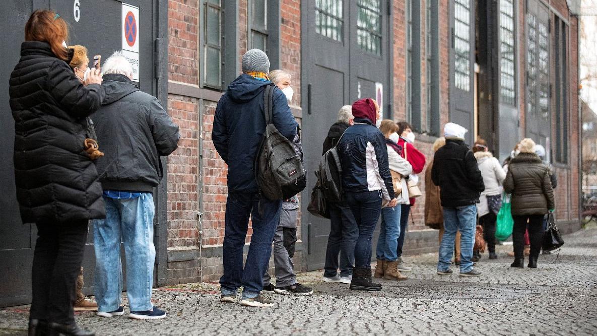 Almanya 'mega kapanma' için hazırlanıyor: Her şey duracak
