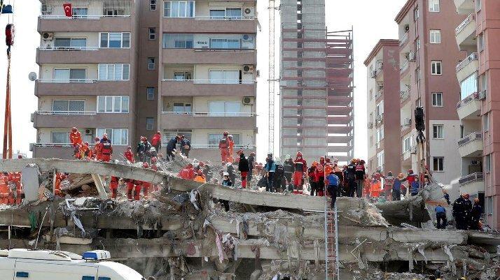 Prof. Dr. Hasan Sözbilir İzmir depreminde yıkılan binaların ortak özelliğini açıkladı
