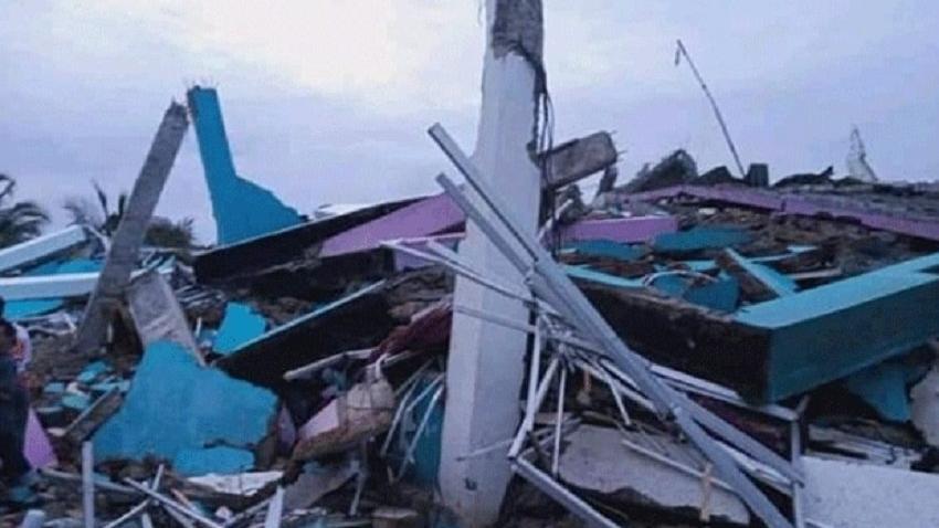 Endonezya'da uçak kazasından sonra bir de deprem: 35 ölü, yüzlerce yaralı