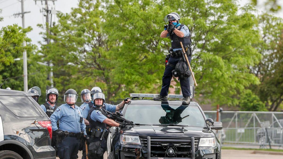 ABD polisine orantısız güç soruşturması