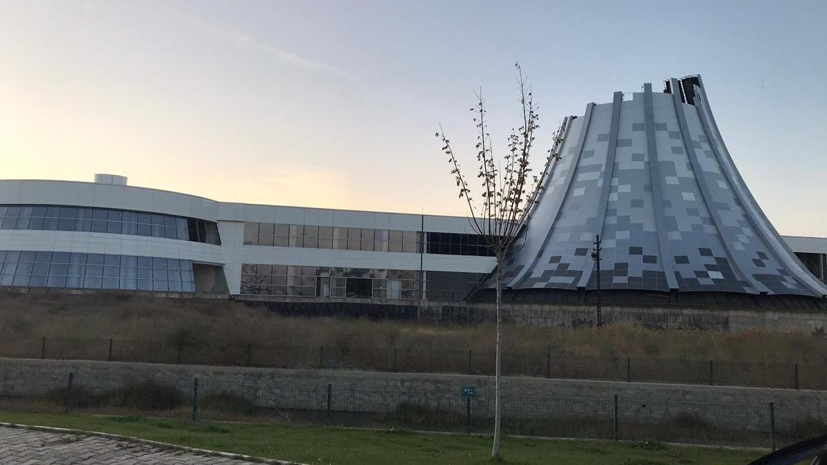 10 yıldır bitirilemeyen müze inşaatı için bir ihale daha