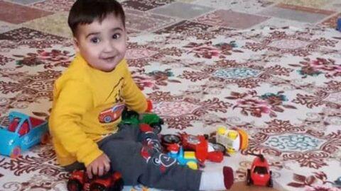 4 yaşındaki Emir, kalp krizinden öldü