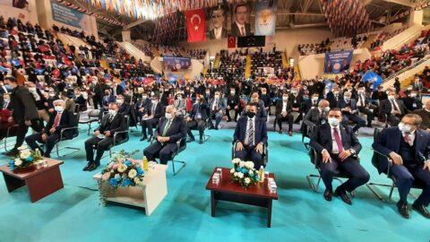 AKP il kongresinde dikkat çeken liste