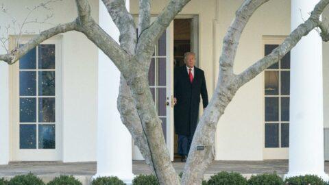 Beyaz Saray'da taşınma telaşı! İşte 12 saatlik kaosun detayları