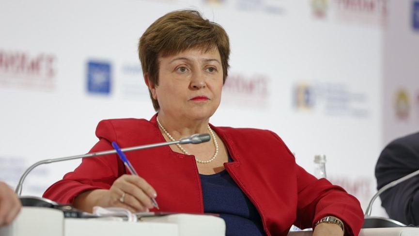IMF Başkanı Georgieva: Yüksek belirsizlik sürüyor