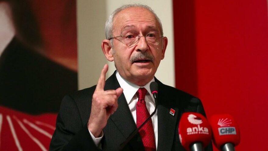 Kılıçdaroğlu: 1 milyon kişi sesini çıkarsa Türkiye sallanır - Son dakika haberleri
