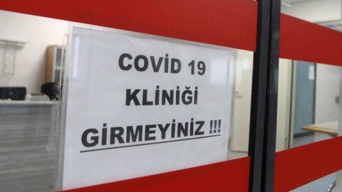Ankara'daki hastanelere corona başvurularında büyük düşüş