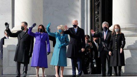 ABD'nin 46. Başkanı Joe Biden...