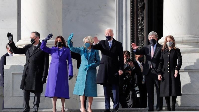Son dakika... ABD'nin 46. Başkanı Joe Biden...