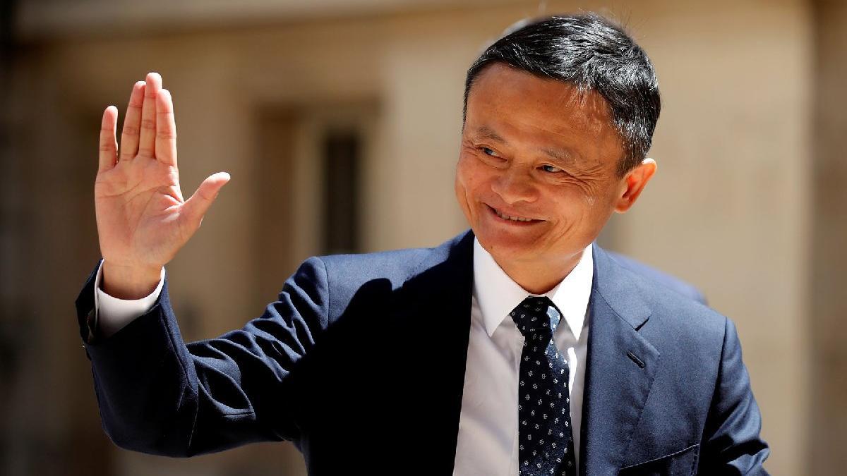 Jack Ma aylar sonra ortaya çıktı... Alibaba'nın hisseleri fırladı