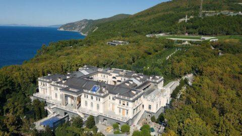 Rus muhalif Putin'in sarayının detaylarını paylaştı: Monako'nun 39 katı büyüklükte