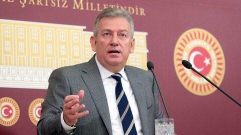 CHP'li eski vekil Pekşen'e hapis cezası