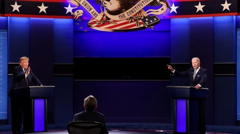 Donald Trump'tan Joe Biden'a mektup