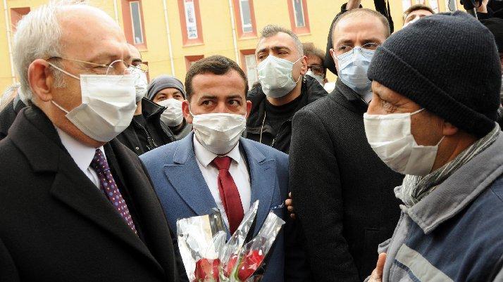 Kılıçdaroğlu: 'En büyük sorunu esnaf yaşıyor'