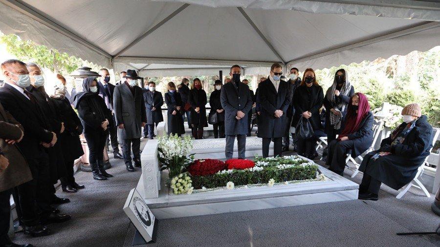 Mustafa V. Koç ölümünün yıl dönümünde anıldı