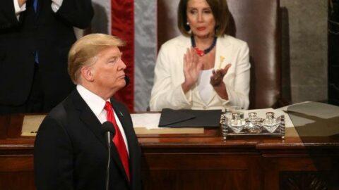 Nancy Pelosi'den Trump'ı zora sokacak sözler