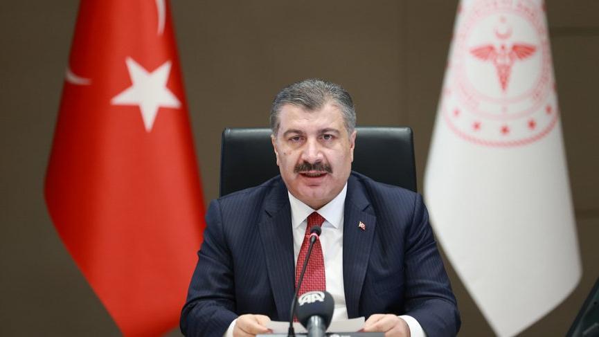 Bakan Koca açıkladı: Türkiye bir ülkeye daha kapılarını kapattı