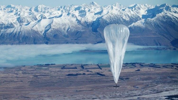 Alphabet internet balonu projesi Loon'u sonlandırdı