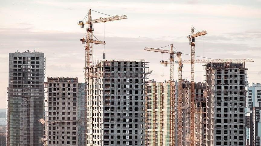 Bir yılda 4 bin 607 inşaat şirketi kapandı