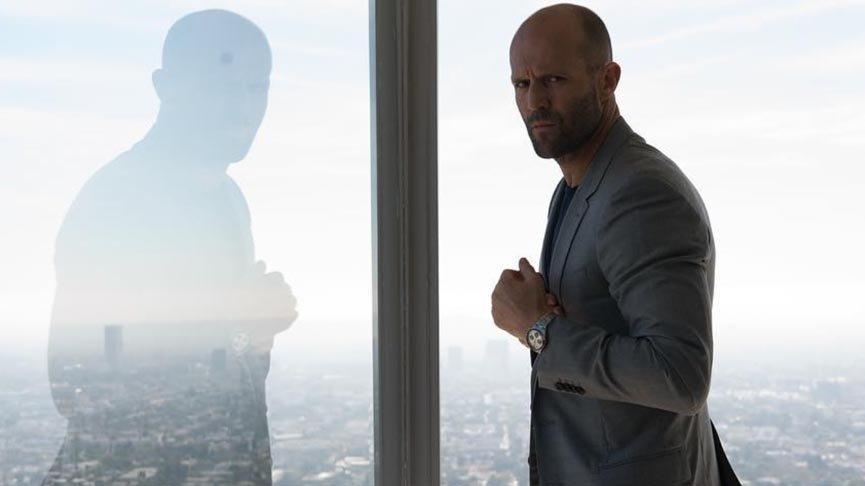 Jason Statham Türkiye'de kurşun geçirmez villada kalıyor