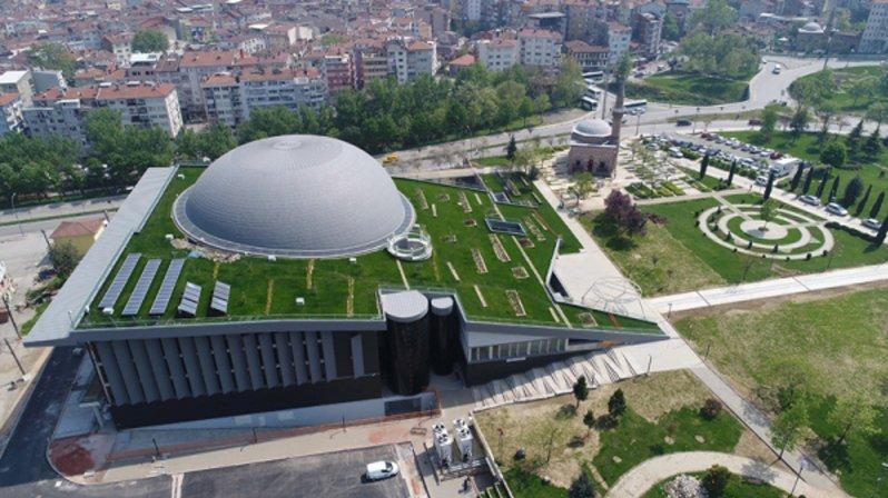 Osmangazi Müzesi'ne büyük ilgi