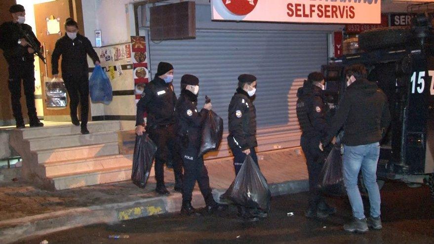 Son dakika… HDP ilçe başkanlığına operasyon - Son dakika haberleri