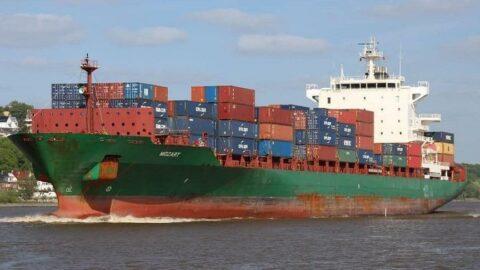Denizcilik Genel Müdürlüğü: Saldırıya uğrayan gemi Gabon'da emniyette