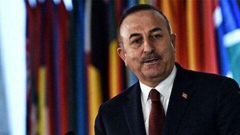 Kaçırılan 15 denizciyle ilgili Çavuşoğlu'ndan açıklama