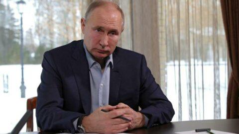 Putin'den saray açıklaması: Vatandaşlarımızın beynini yıkamaya karar verdiler