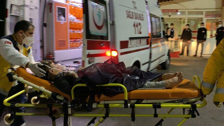 Sobadan zehirlenen anne öldü, 3 çocuğu hastanede