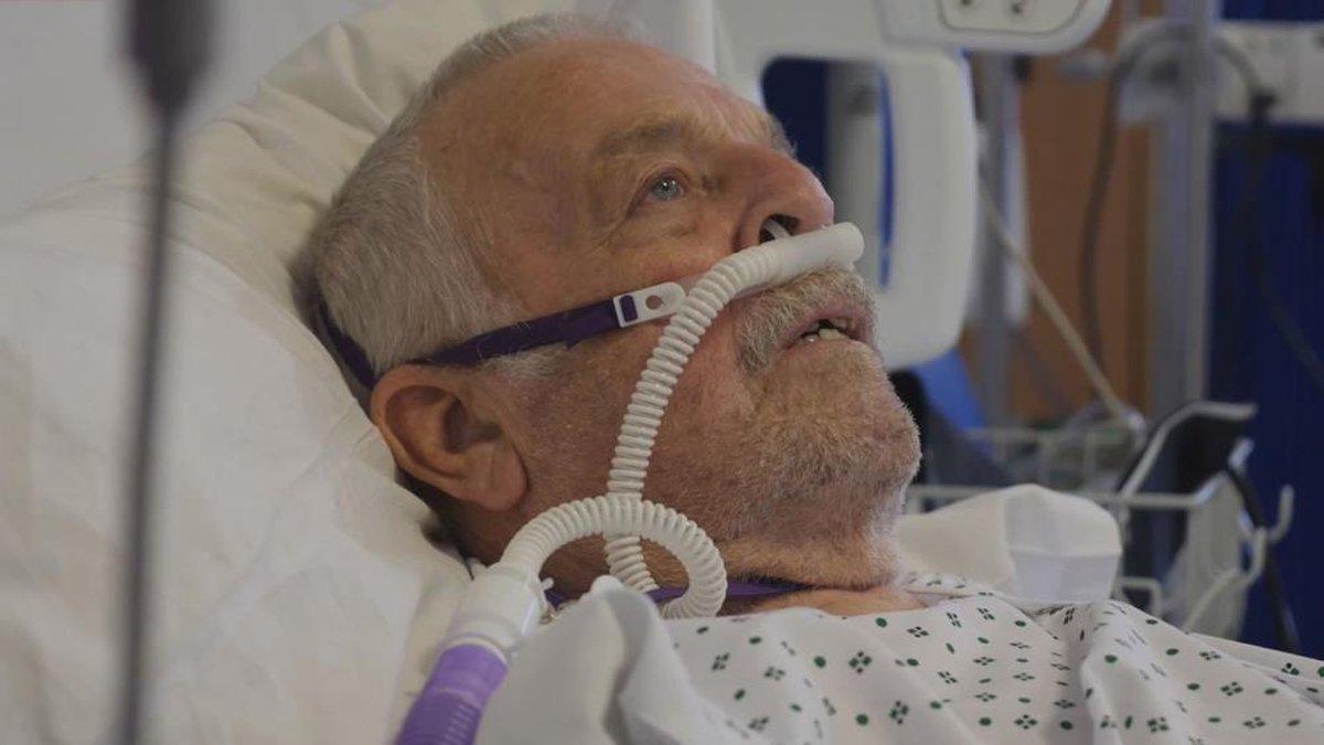 Coronadan ölmeden önceki son dakikalarında konuştu: Çok ama çok korkutucu