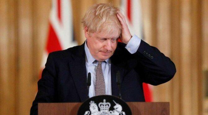Boris Johnson: Tüm sorumluluğu aldım