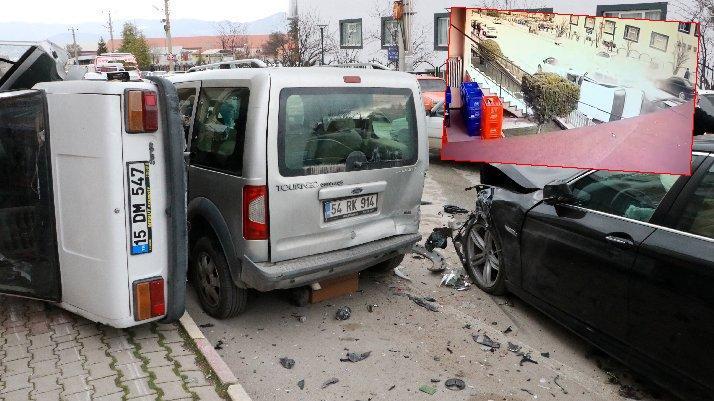 Ehliyetsiz sürücü dehşet saçtı... Vali Yardımcısı: Kaza yapan oğlum