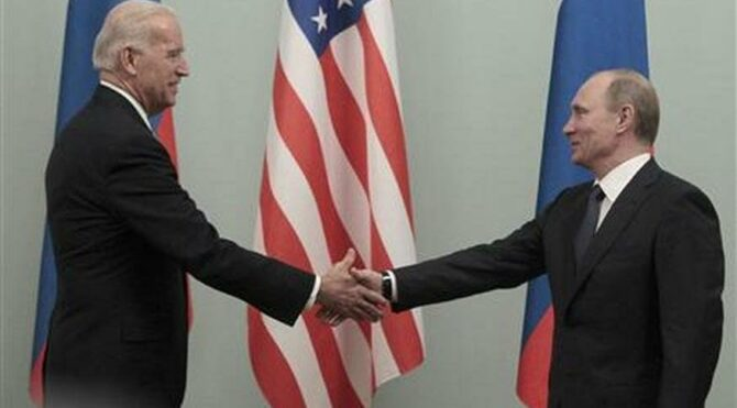 Son dakika… ABD Başkanı Biden ile Putin görüştü