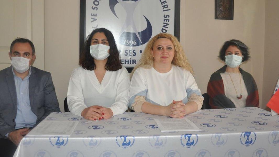 Sağlık ve Sosyal Hizmet Emekçileri Sendikası: Sağlık Bakanlığı, sağlık emekçilerini görmedi, duymadı, yok saydı
