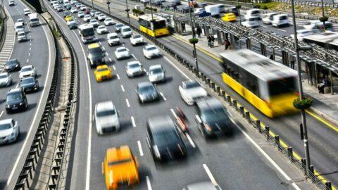 Trafiğe kaydı yapılan araç sayısında şaşırtan artış