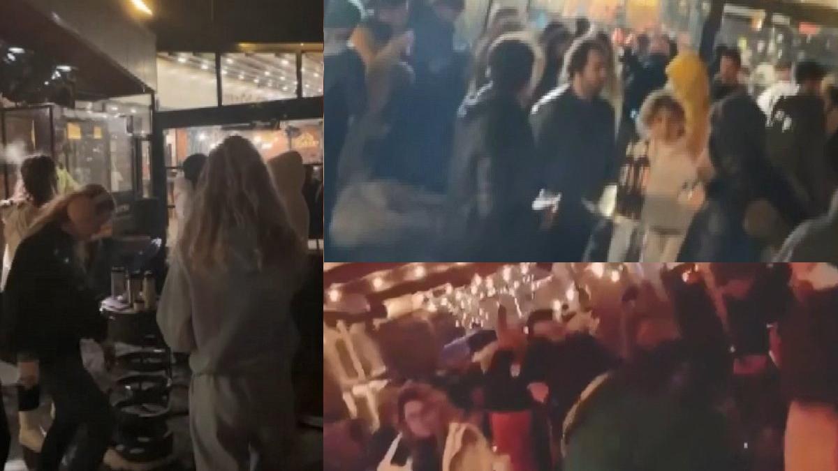 Uludağ'da tepki çeken partiye 85 bin lira ceza